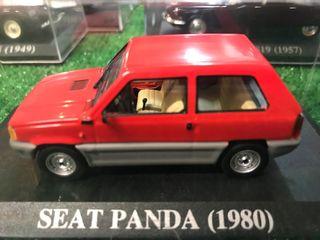 Maqueta Escalab1/43 SEAT PANDA