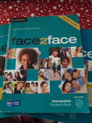 Libros inglés: Face to face