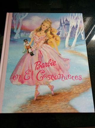Libro Barbie en el Cascanueces