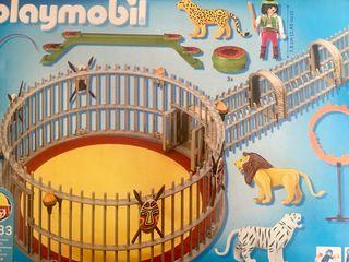 Circo playmobil completo