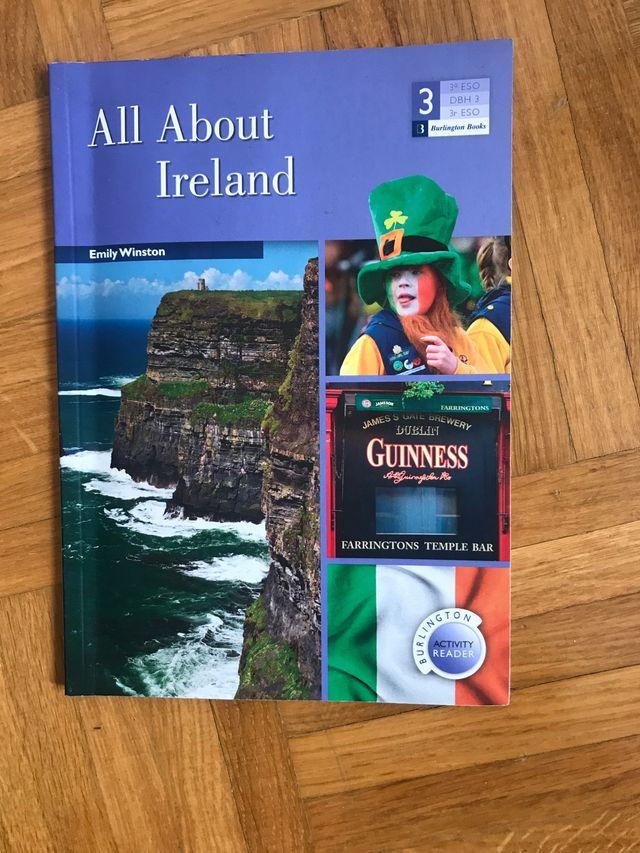 Libro en inglés: All About Ireland