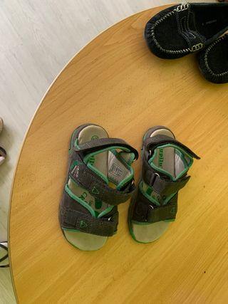 zapatos geox sandalias ni�o querolets