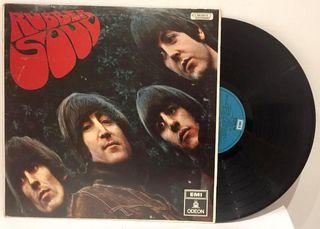 LP The Beatles - Rubber Soul