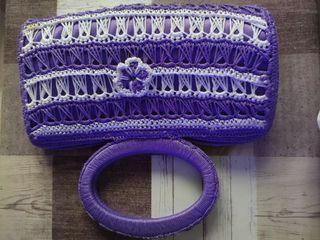 Bolso handmade