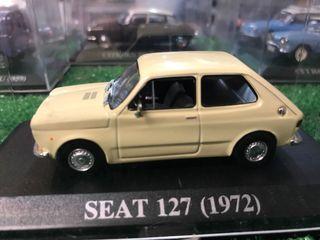 Maqueta Escala Seat 127 (1972)