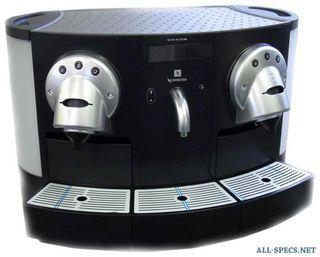 Cafetera Nespresso cs 200 pro