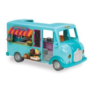 Camomile Food Van juguete Nuevo camión comida.