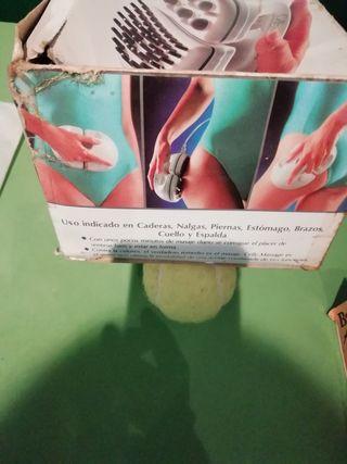 masajeador celulitico.