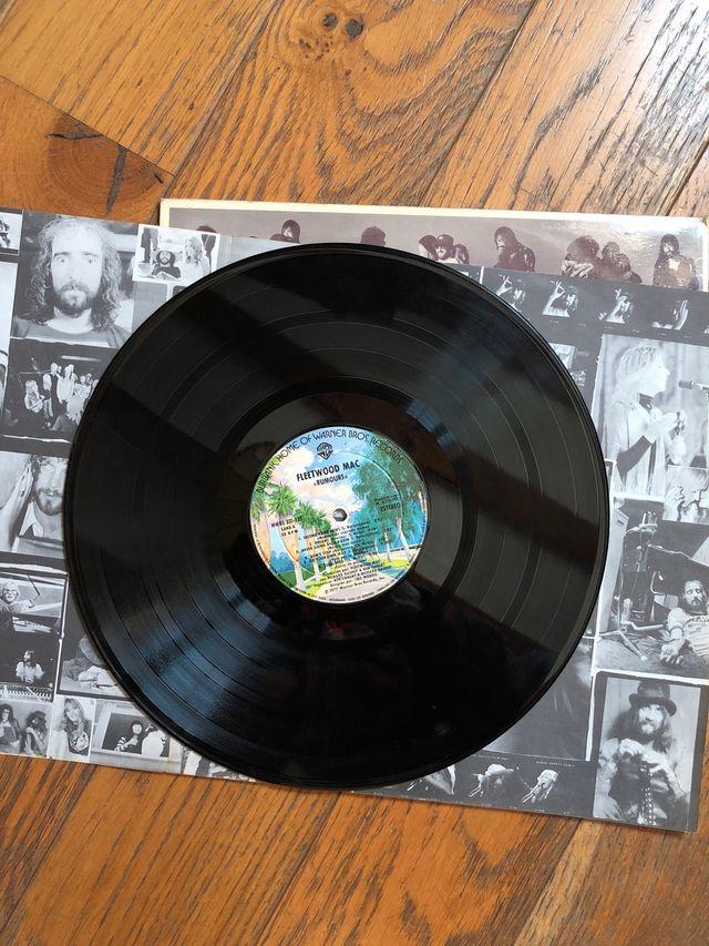Vinilo LP. FLEETWOOD MAC -Rumours-