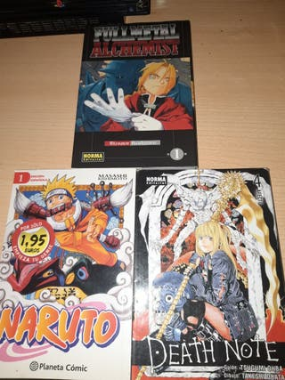 Mangas/Cómics