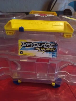 Estadio beyblade reversible
