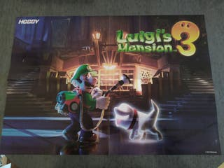 Doble poster videojuegos