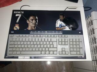 Ordenador de mesa torre, pantalla,teclado y ratón