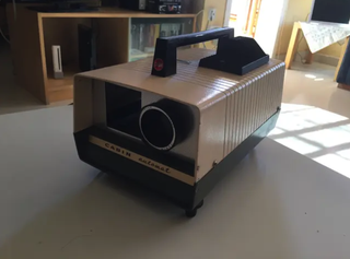 PROYECTOR VINTAGE CABIN AUTOMAT