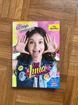 Libro en español de Soy Luna