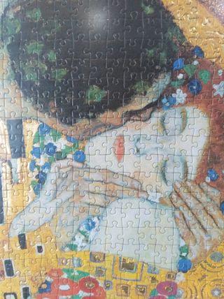 """El Beso"""" de Klimt"""