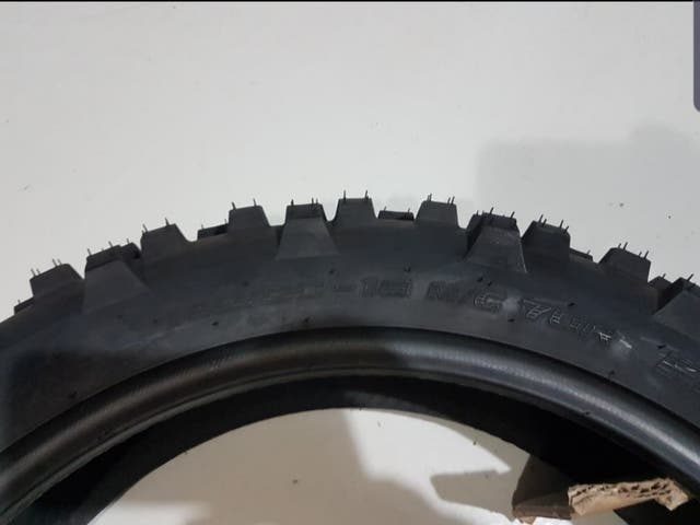 neumático enduro shinko
