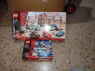 LEGO CARS 8487 Y 8426