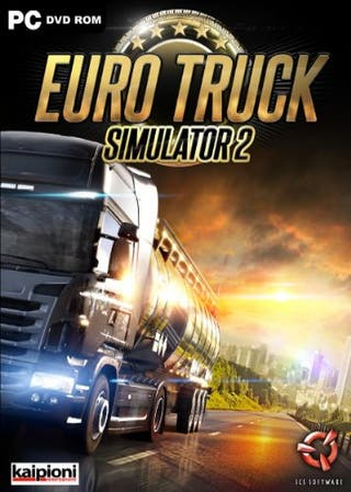 Euro Truck Simulator 2 Simulador PC