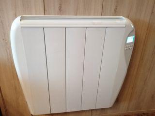 radiador de luz prácticamente nuevo