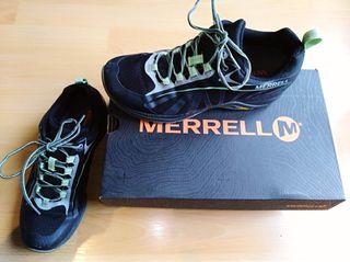 Zapatillas de senderismo, treking Merrells