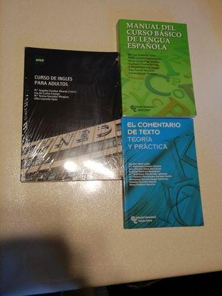 Libros acceso UNED
