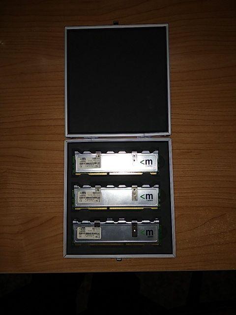 Memoria RAM 3x2 Mushkin Enhanced ddr3 1333mhz