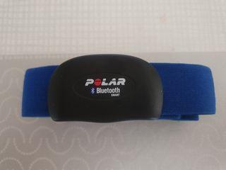 Polar H7, pulsómetro usado.