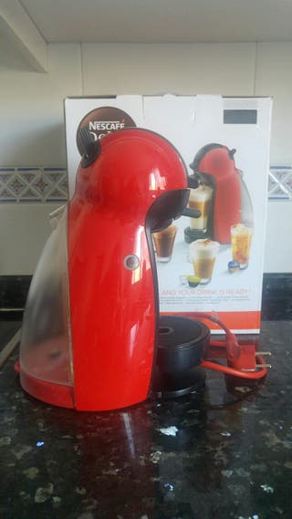 Cafetera Dolce Gusto Piccolo Krups