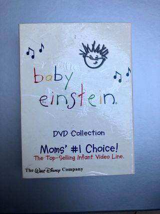 DVD COLLECTION (Baby Einstein)
