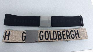 Cinturones marca Goldbergh.