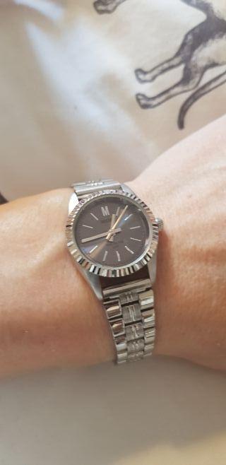 reloj moschino mujer de 3 cms de esfera
