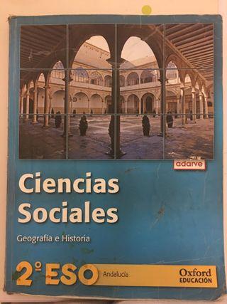 Libro Ciencias Sociales 2ESO
