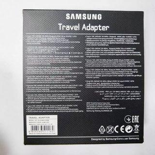 Cargador Samsung Tipo C Nuevo a estrenar
