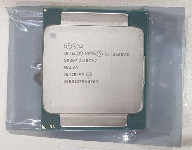 CPU Procesador Intel Xeon e5 2620 v3 (Original)