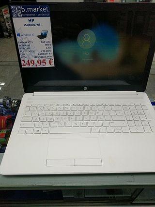 ordenador Portátil HP 15db0007ns