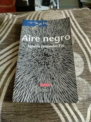 Aire negro, Agustín Fernández Paz