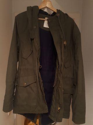abrigo kargo mujer