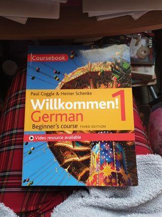 Willkommen German 1 Beginner's course