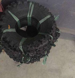 Neumáticos traseros quad