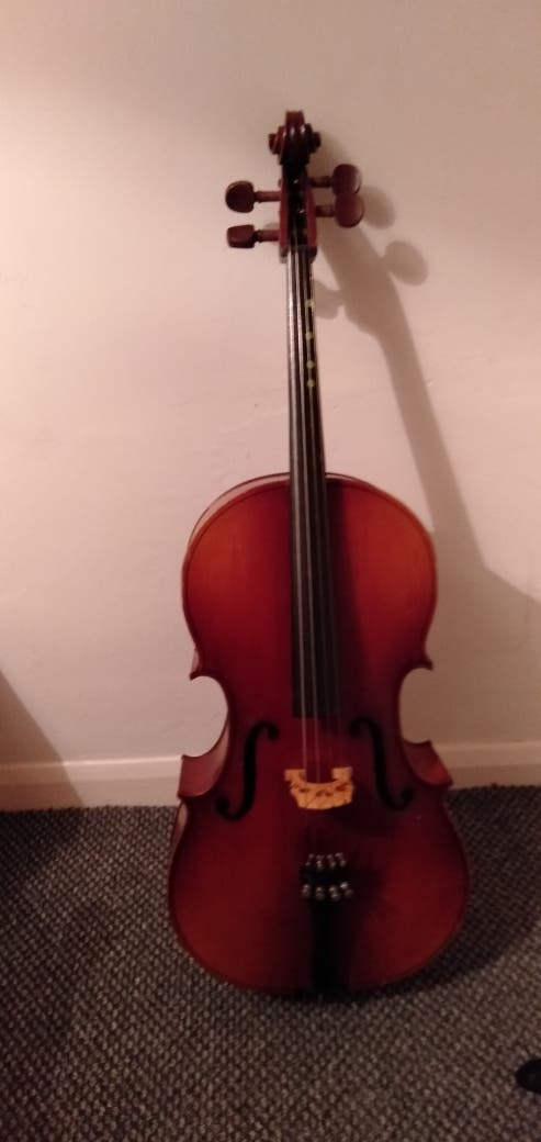 1/4 cello without bow