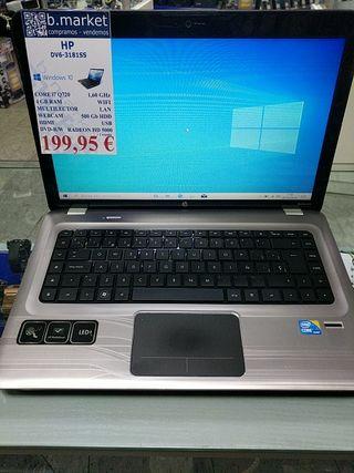 ordenador Portátil HP Q720 i7