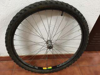 Rueda completa bicicleta