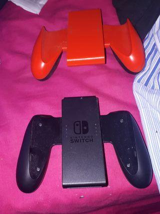 Adaptador mandos nintendo switch joy-con
