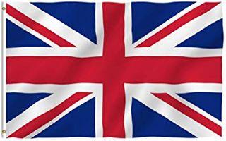 Bandera Reino Unido Uk 150cm x 90cm nueva de tela