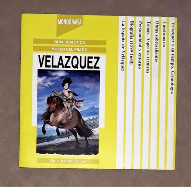 Monografía del Pintor Velázquez