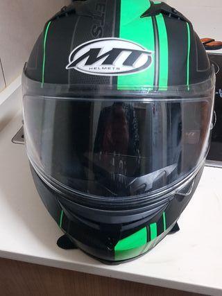 Casco Moto talla M