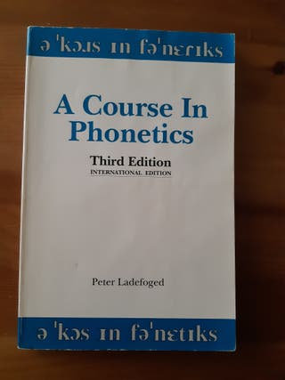 A course in Phonetics de Peter Ladefoged