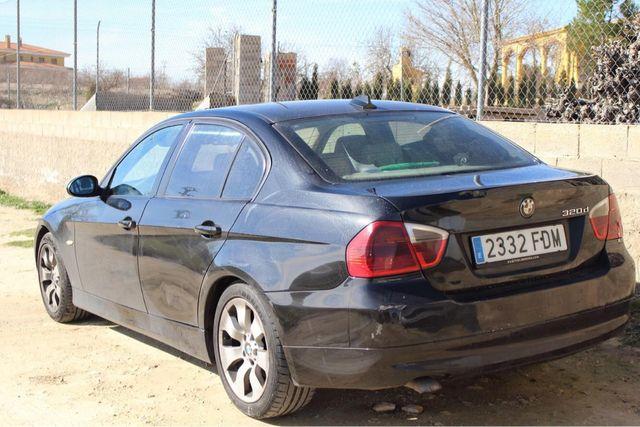 Bms 320d E90 2006