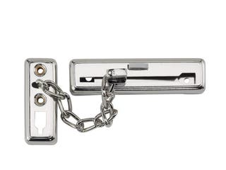 Cerrojo cadena de seguridad con seguro